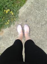 Jelly Bean sandals